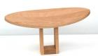 Wooden meditation seat