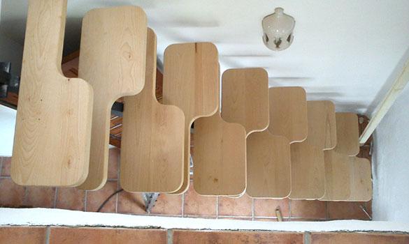 Samba staircase