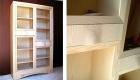 Ash bookshelf