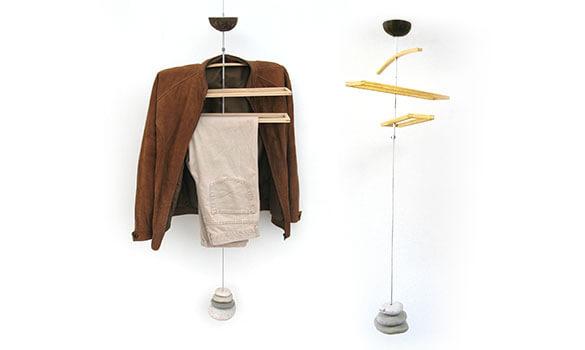 zen valet stand creative woodworks. Black Bedroom Furniture Sets. Home Design Ideas
